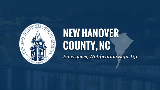 Emergency Notification Sign-Up