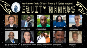 Diversity and Equity Award Winners